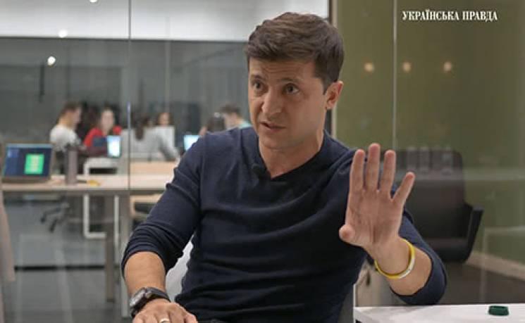 Зеленський визнав, що є співвласником кінокомпанії на Росії та пообіцяв вийти з неї
