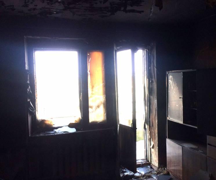 У Машівці на Полтавщині під час пожежі в…