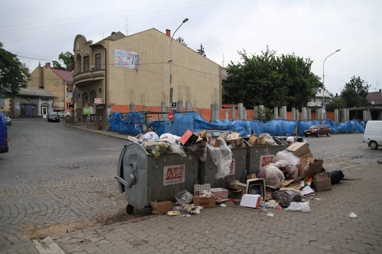 Сортування сміття: Чому досвід Словаччини важко застосувати на Закарпатті