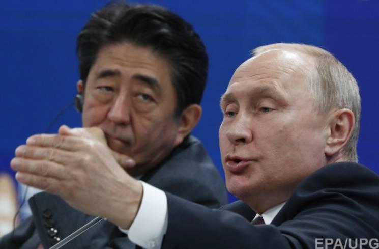Приниження самурая: Чому переговорам Путіна і Абе по Курилам прийшов кінець