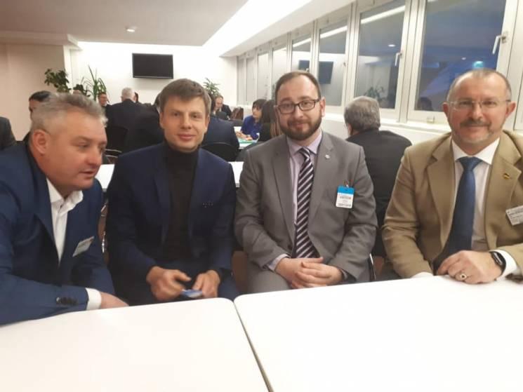 Комітет ПАРЄ схвалив доповідь про ситуацію в Азовському морі