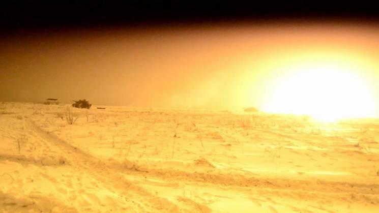 У Кривому Розі день і ніч гатили танки (…