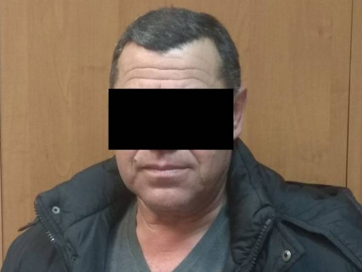 На Запоріжжі знайшли нелегала, що десять років пручався поверненню на Росію (ФОТО)