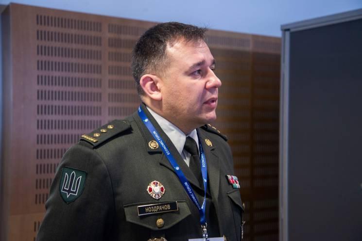 Олексій Ноздрачов: Питання Донбасу і Кри…