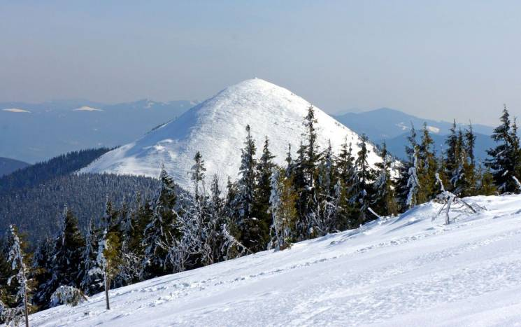 У Карпатах очікується значна сніголавинн…