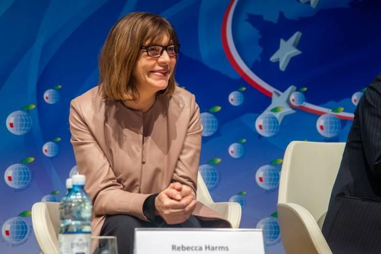 Ребека Гармс: Про цуценя Путіна, вибори-2019 та Азов