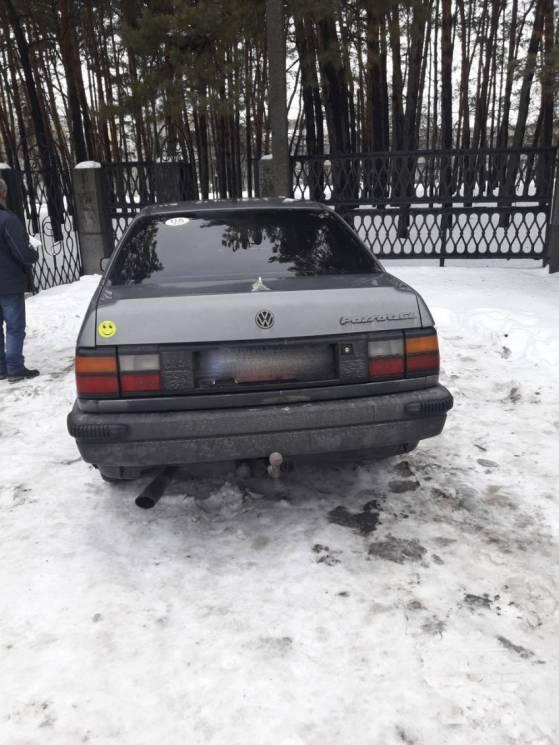 У Кропивницькому водій Volkswagen Passat…