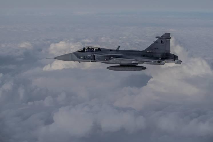 Новий винищувач для України: Чому нам вигідний шведський JAS 39 Gripen