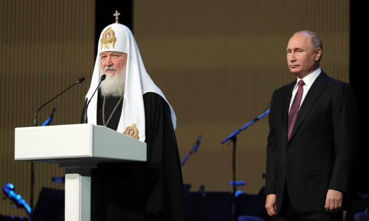 Погроза Путіна захищати віруючих УПЦ МП…