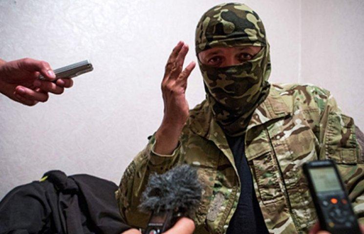 Комбат «Донбасса» прокомментировал сегодняшний провал Рады