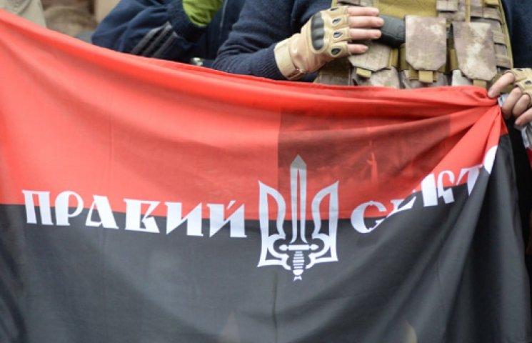 «Правый сектор» признался в похищении мэра Курахово