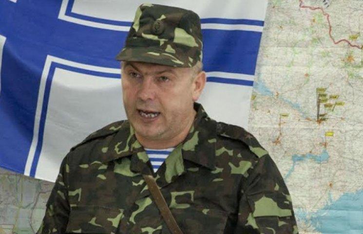 Командир «Днепра-1» заявил, что Тарута ему не указ и из Донбасса они не уйдут