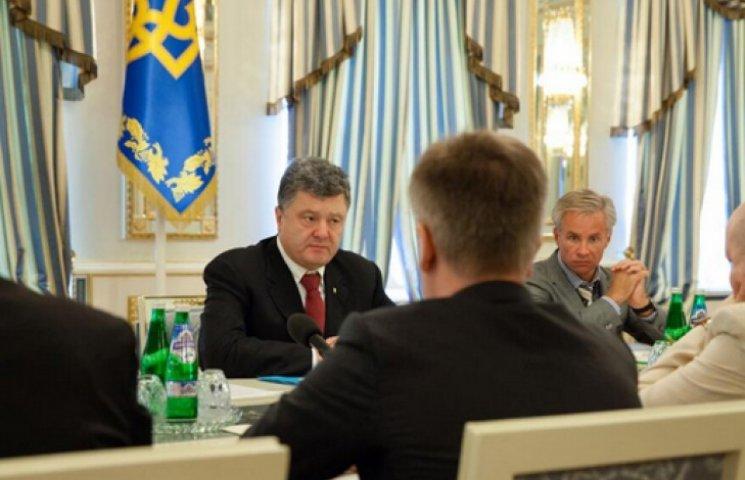 Порошенко собирает заседание СНБО