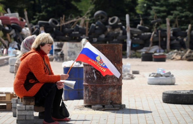 Те, кто агитировал за «Новороссию», теперь кричат о пенсиях - Яценюк