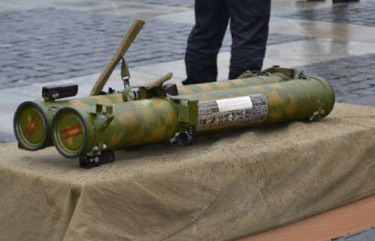 В «Айдаре» показали гранатометы на даче у тещи нардепа-коммуниста