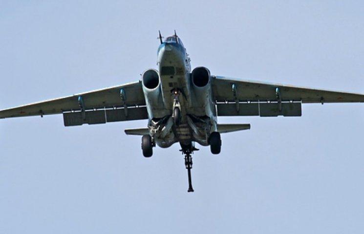 Российский самолет сбил украинский Су-25 - СНБО
