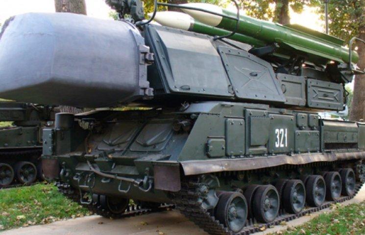 Аваков показал точные координаты съемки «Бука», который увезли в РФ
