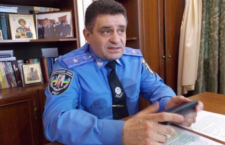 Киевская милиция получила нового главу