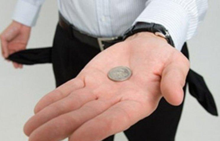 На Вінниччині зростають борги із заробітної плати