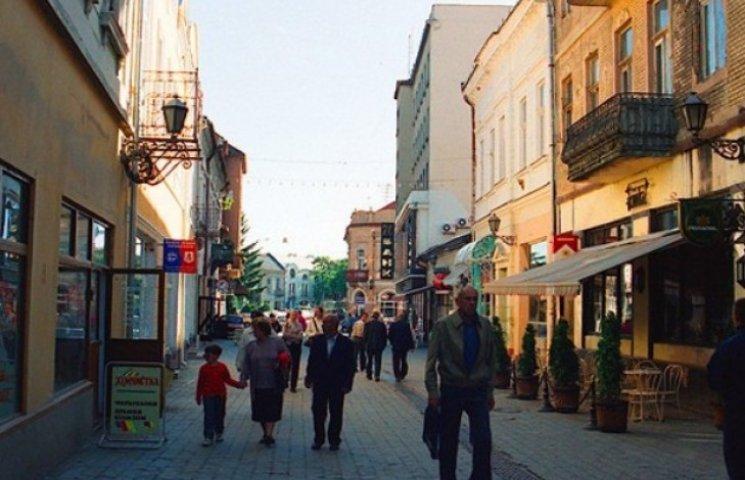 Закарпаття - один з найбезпечніших регіонів України
