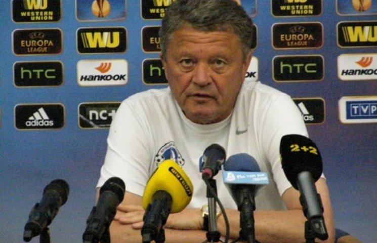 """Маркевич готує """"Дніпро"""" до сезону калачем і бичем"""