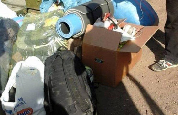 Волонтери доставили бійцям на передову подарунок від шоумена Притули (ФОТО)