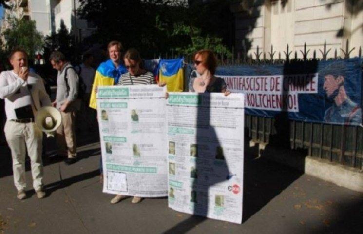 У Парижі освистали російських дипломатів (ФОТО)