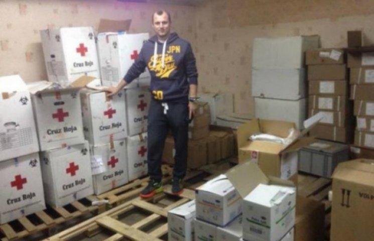 Хто з українських футболістів допомагає воїнам АТО