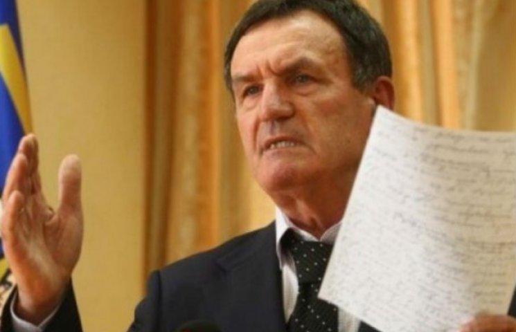 ЗМІ повідомили про зникнення судді Чернушенка (ВІДЕО)