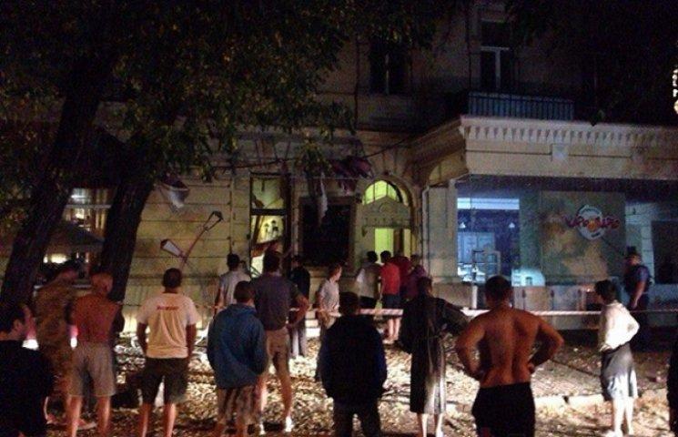 В Одесі прогримів черговий вибух: Підірвали кафе в центрі міста