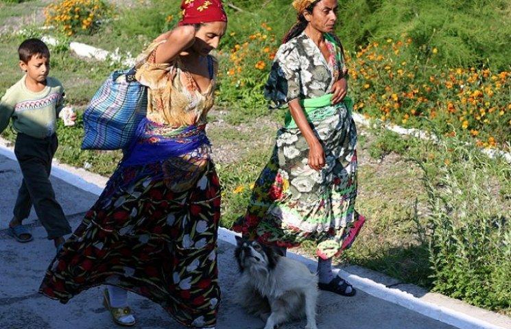 Ужгородські роми хочуть кращого ставлення до себе (ВІДЕО)