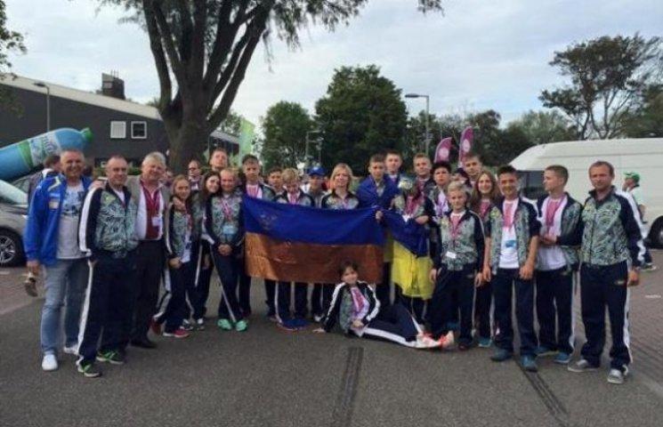 Дзюдоїсти з Ужгорода здобули чотири медалі в Нідерландах