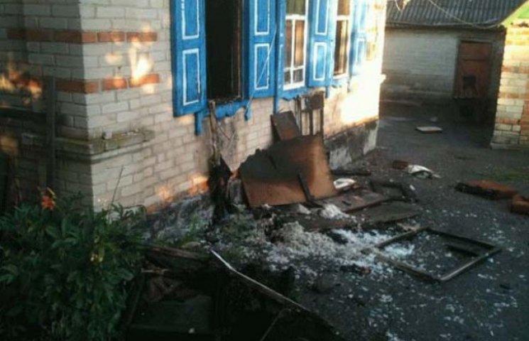 У Запорізькій області чоловік згорів живцем у власному будинку (ФОТО)