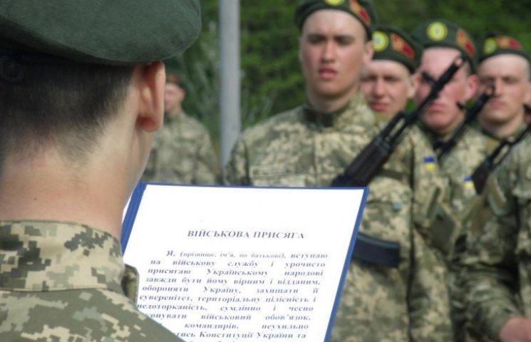 План призову на строкову військову службу на Вінниччині виконано