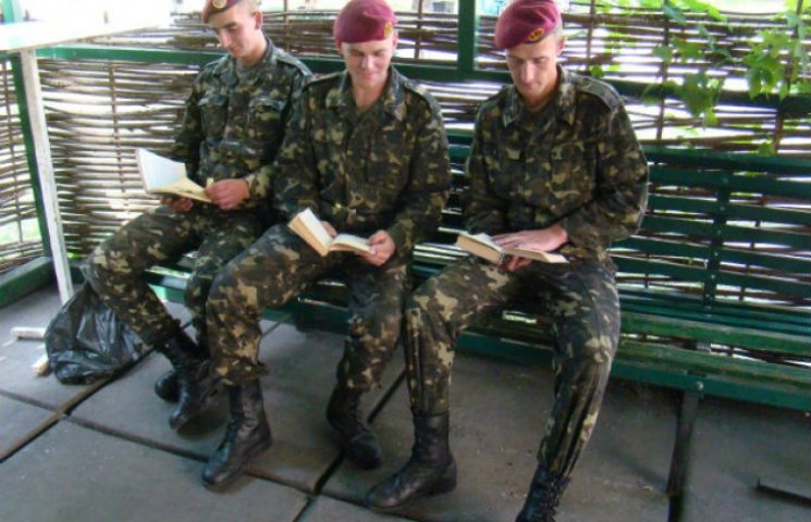Сумчани зібрали 450 книжок, які передадуть до зони АТО