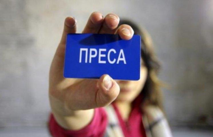 В Ужгородській міськраді влаштували фейс-контроль для журналістів