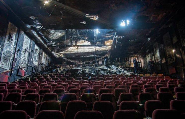 """Реконструкція кінотеатру """"Жовтень"""" обійдеться майже у 50 мільйонів"""