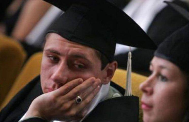 Повістки лізуть до закарпатських студентів поперед дипломів (ВІДЕО)