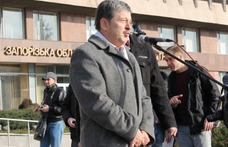 Активіст стверджує, що запорізький прокурор вимагав у Анісімова $5 мільйонів, - ЗМІ (АУДІО)