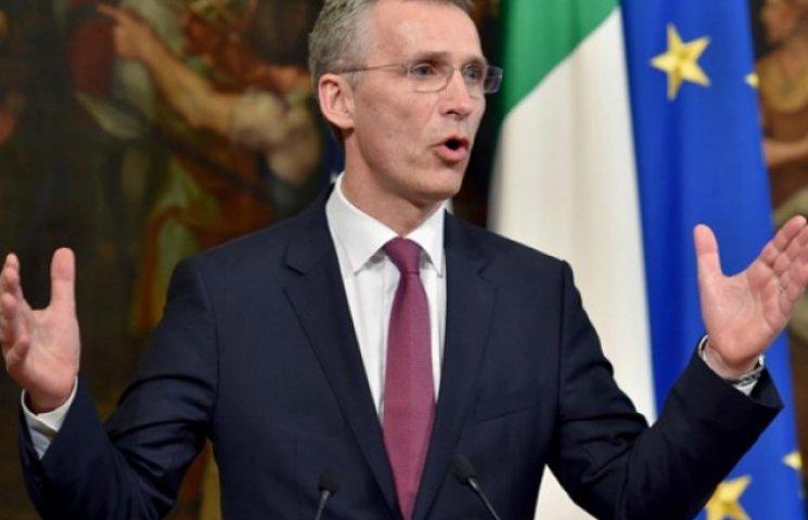 Генсек НАТО: Росія готова застосувати силу проти України, Грузії та Молдови