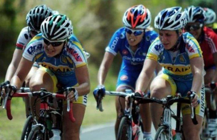 Вінницька велосипедистка виборола путівку на  Європейський олімпійський фестиваль