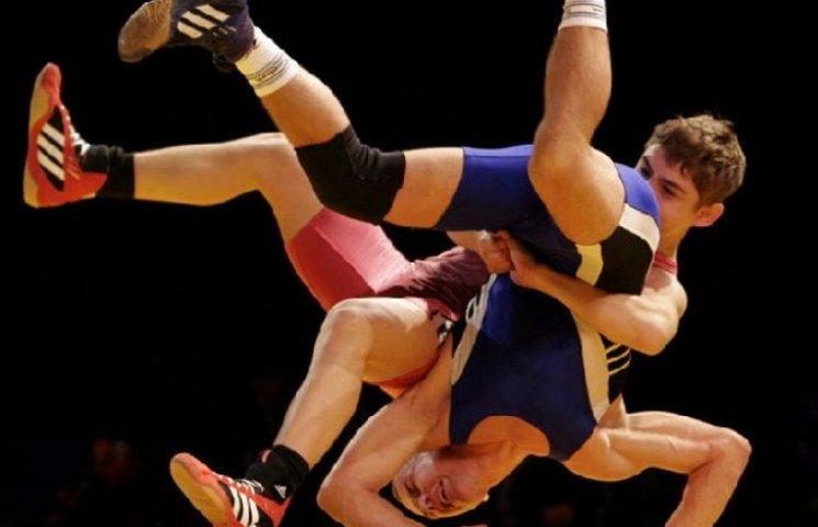 Вінничанин виграв Всеукраїнський турнір з греко-римської боротьби