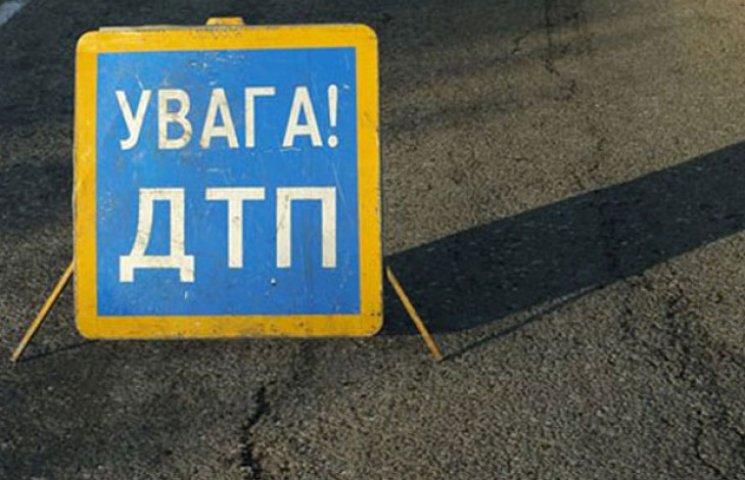 Батько і його 4-річний син розбилися на квадроциклі в Запорізькій області