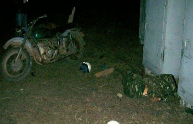 Двоє мотоциклістів загинули на залізничному переїзді