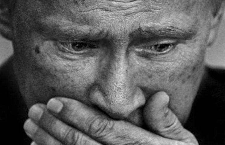 """В мережі опублікували світлину Путіна """"без гриму"""": набряклий, закашляний, з печінковими плямами (ФОТОФАКТ)"""