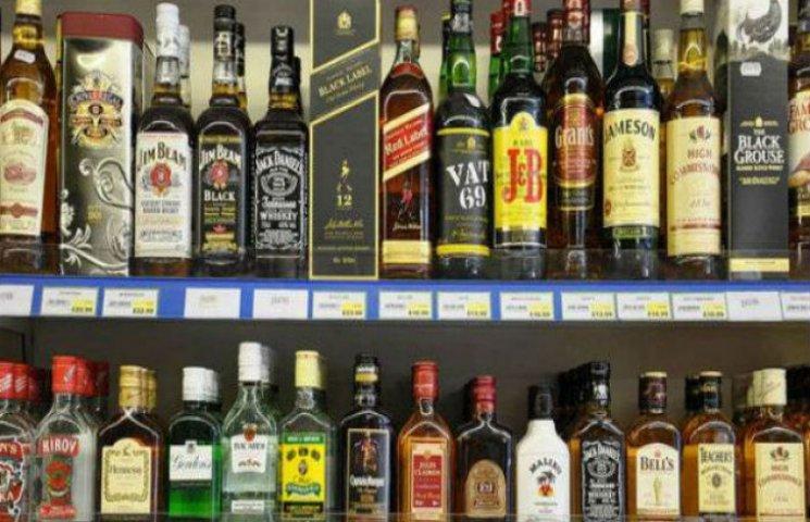 Три щасливих дні: З 11 липня на Сумщині подорожчає алкоголь