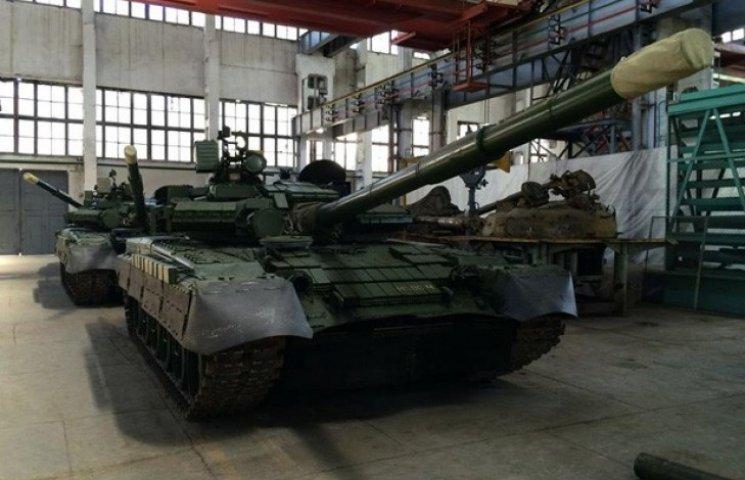 Зброя Укропів: Швидкісний Т-80 для повітряно-десантних військ