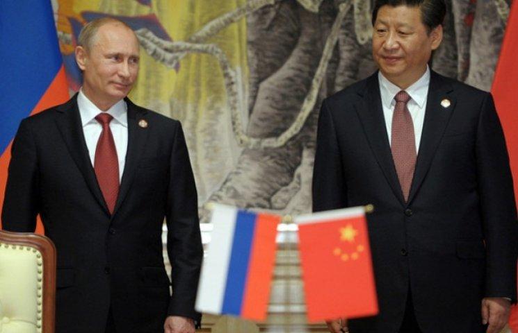 Чому Китай припиняє торгувати з Росією