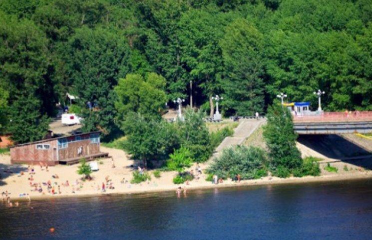 З висоти пташиного польоту: Труханів острів забудований дорогими маєтками (ВІДЕО)