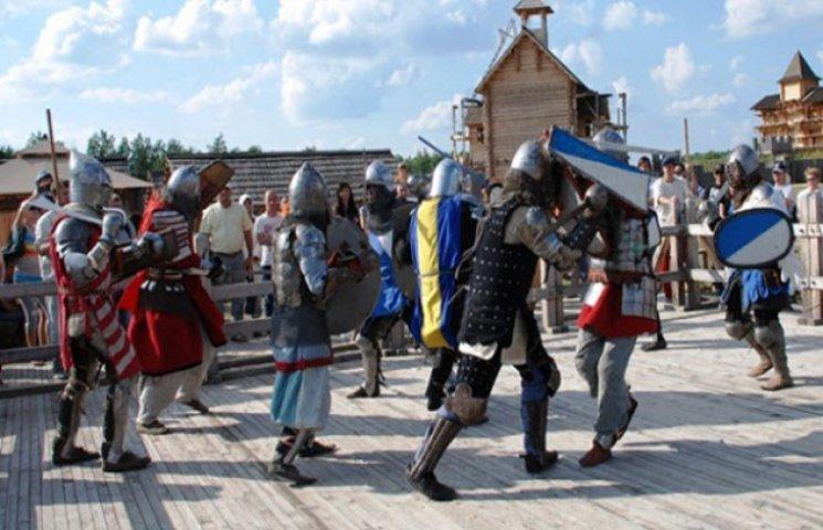 Лицарські бої знову повертаються на Одещину